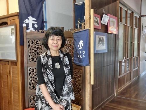 若山隆子さん.JPG